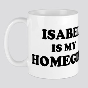 Isabel Is My Homegirl Mug